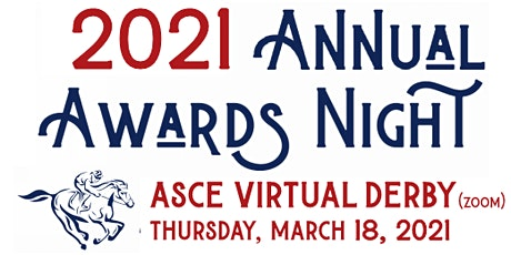 2021 ASCE Awards Night tickets