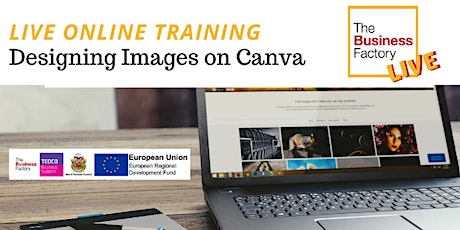 LIVE ONLINE – Creating Images on Canva – 10am tickets
