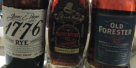 Try it Series: High Proof Whiskeys/Old Forester, Wood Hat & James E. Pepper tickets