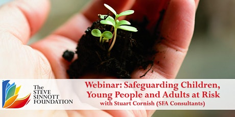 Safeguarding People at Risk - Life Long Learning Webinar Series tickets