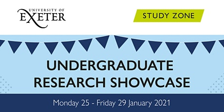 Undergraduate Research Showcase Launch Reception 2021 tickets