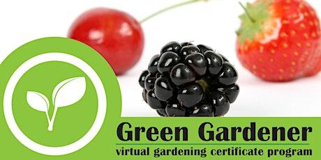 Organic Edible Gardening tickets