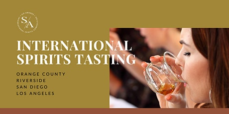 SIP Awards Spirit Tasting Event 2021 tickets