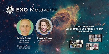 2nd Fridays of Every Month - Exo Metaverse Expert Interview + Hangout Room tickets