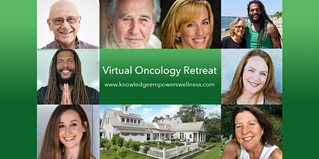 Virtual Holistic Oncology Wellness Retreat tickets