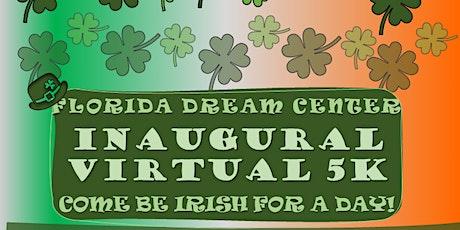 Florida Dream Center's Inaugural Virtual 5K tickets