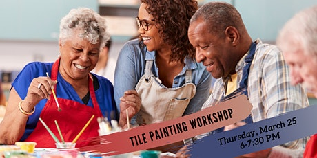 Tile Painting for Adults tickets