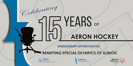 15th Annual Aeron Hockey Sponsorships tickets