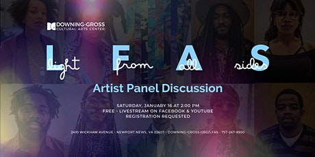 Artist Panel Discussion - Light From All Sides tickets