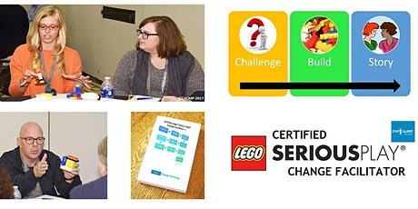 Certified Lego® Serious Play® Change Facilitator (UK) tickets