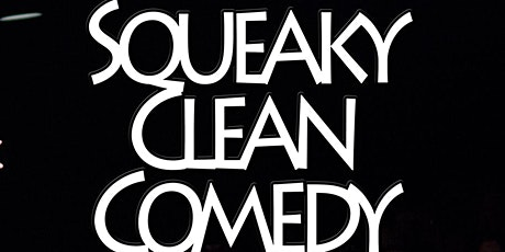 """Squeaky Clean Comedy Fundraiser """"Theta Pi Sigma Alumnae Chapter"""" tickets"""