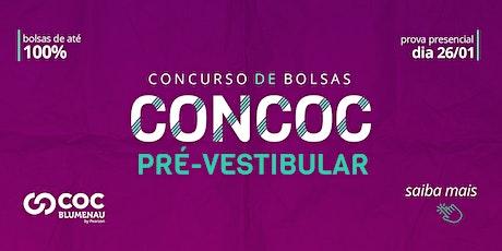 CONCURSO BOLSA DE ESTUDOS EXTENSIVO E SEMI-COCMED 2020 ingressos