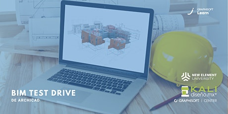 BIM Test Drive de Archicad tickets