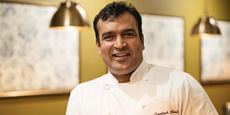 TV'S SANTOSH SHAH NEPALESE POP UP  DINING EXPERIENCE AT CINNAMON KITCHEN tickets