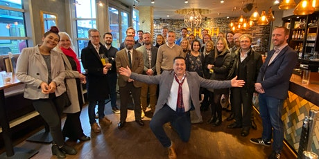 Bristol Business Lunch billets