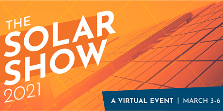 Solar Show 2021 tickets