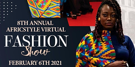 8th Annual AfricStyle Fashion Show 2021 tickets
