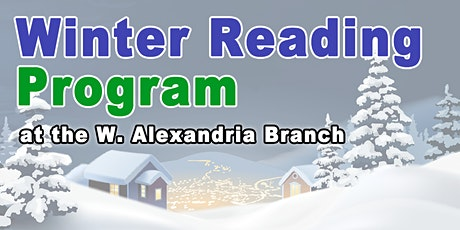 West Alexandria Branch Winter Reading Program tickets