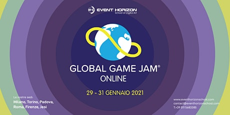Global Game Jam Online 2021: Torino tickets