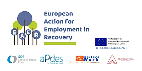 Employability for people in recovery in Europe: EAER Project tickets