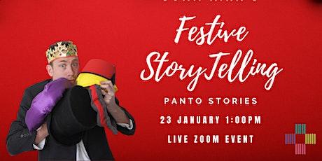 John Kirk's Panto Stories tickets