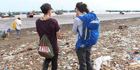 Adventures of an Urban Ecologist: Studying Plastic Litter in Vietnam tickets