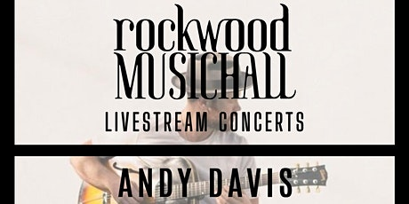 Andy Davis - Facebook Live - THANK YOU for your generous donation. tickets