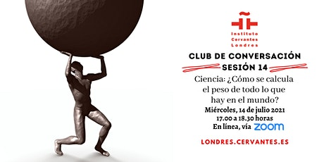 Club de Conversación en español - Sesión 14 tickets