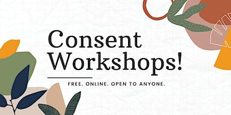 Understanding Consent Culture tickets