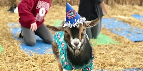 Goat Yoga Nashville- January 2021 tickets