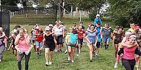 7.24.21 GREAT AMAZiNG RACE Columbus adventure run/walk for adults & kids tickets