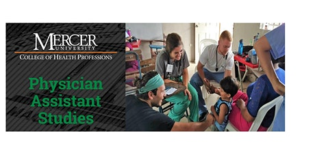 Physician Assistant Information Session (ONLINE) tickets