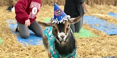 Goat Yoga Nashville- January 2021 tickets