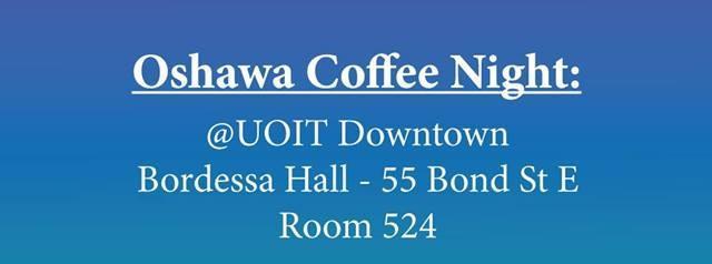 PFLAG Durham Region's Coffee Night Oshawa - A