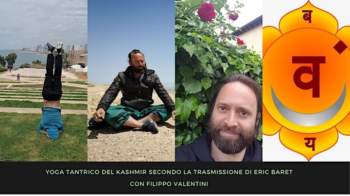 Immagine Yoga tantrico del Kashmir secondo la trasmissione di Erik Baret