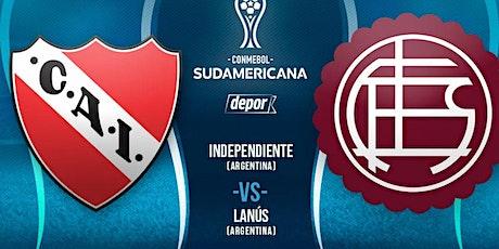 2020+>[VIVO] Independiente v Lanús E.n Viv y E.n Directo ver Partido online entradas