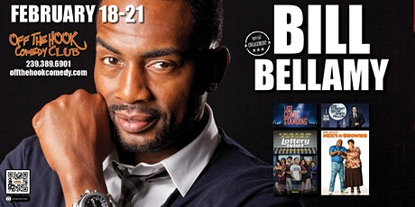Comedian Bill Bellamy  live  in Naples, FL tickets