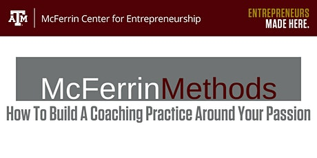 How To Build A Virtual Coaching Practice Around Your Passion tickets