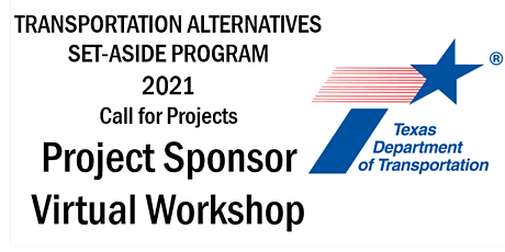 2021 Transportation Alternatives Project Sponsor Virtual Workshop (2) Tickets