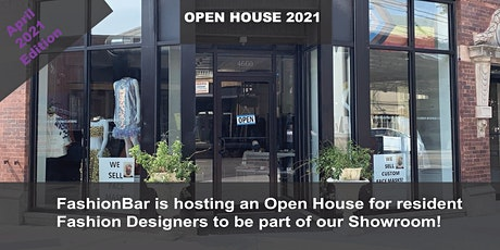 FashionBar's Showroom - Exclusive OPEN HOUSE [ April Edition ] tickets