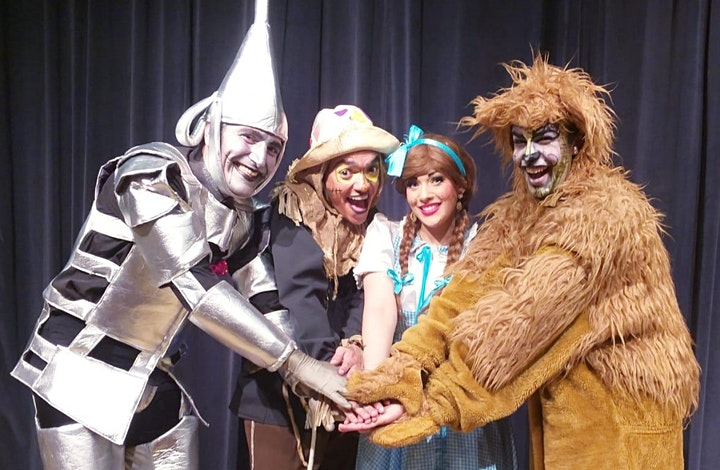 Imagem do evento DESCONTO! O Mágico de Oz, no Teatro BTC