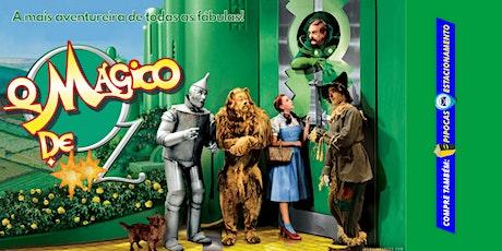 DESCONTO! O Mágico de Oz, no Teatro BTC ingressos