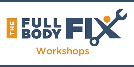 Full Body Fix  Golf Workshop tickets