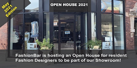 FashionBar's Showroom - Exclusive OPEN HOUSE [ May Edition ] tickets