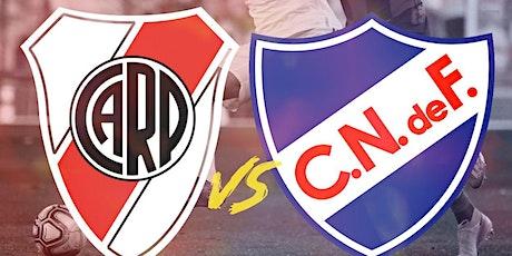AR-STREAMS@!. Nacional v River Plate E.n Viv y E.n Directo ver Partido onli entradas