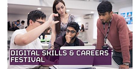 Digital Skills and Careers Festival tickets