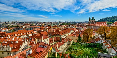 Across the City of 100 Spires: Interactive Virtual Tour of Prague tickets
