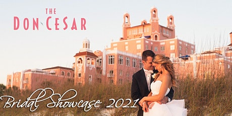 2021 Don CeSar Bridal Show tickets