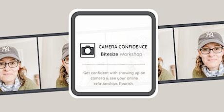 Camera Confidence - Bitesize Workshop tickets