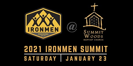 Ironmen Summit @ SWBC tickets